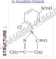 1(2-Chloro 5-Sulfo) Phenyl 3-Methyl 5 Pyrazolone (OCSMP)