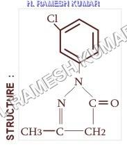 1(Mchloro) Phenyl 3-Methyl 5 Pyrazolone (MCPMP)