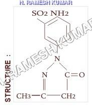 1(3-SULFO AMIDO) PHENYL 3-METHYL 5-PYRAZOLONE