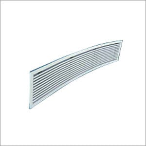Curved Air Grilles