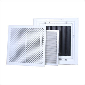 Filter Frame Combination Air Grilles
