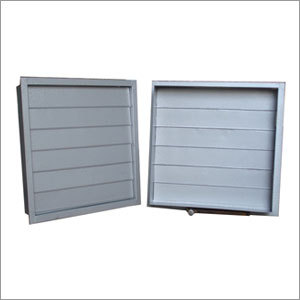 Multilane Ventilation Dampers