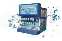 Portable Soda Fountain Machine