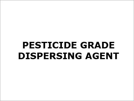 Pesticide Grade Dispersing Agent