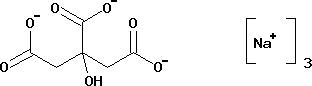 tri-Sodium citrate 5,5-hydrate