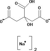 di-Sodium hydrogen citrate 1,5-hydrate