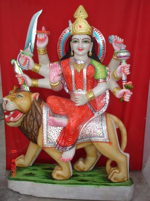 Durga Goddess Statue