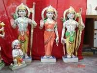 Ram Darbar with Daas Hanuman ji