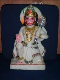 Hanuman ji Aashirwaad (sitting)