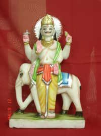 Guru Dev Marble Murti