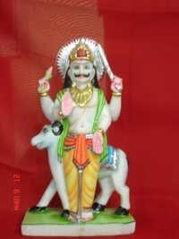 Mangal Dev Marble Murti