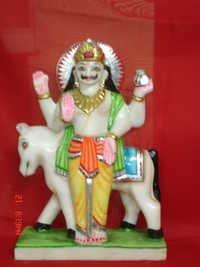 Shukra Dev Marble Murti