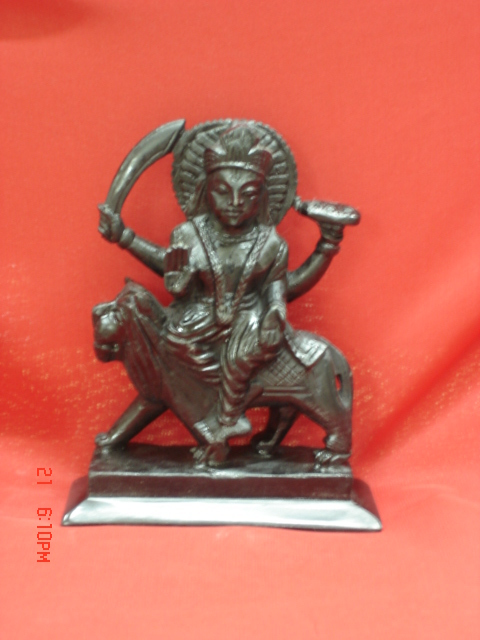 Black Marble Rahu Dev