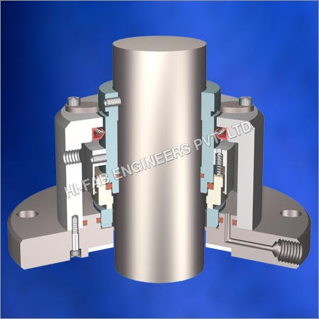 Agitator Mechanical Seals