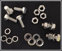 Stainless Steel Bolt, Nut and Washer
