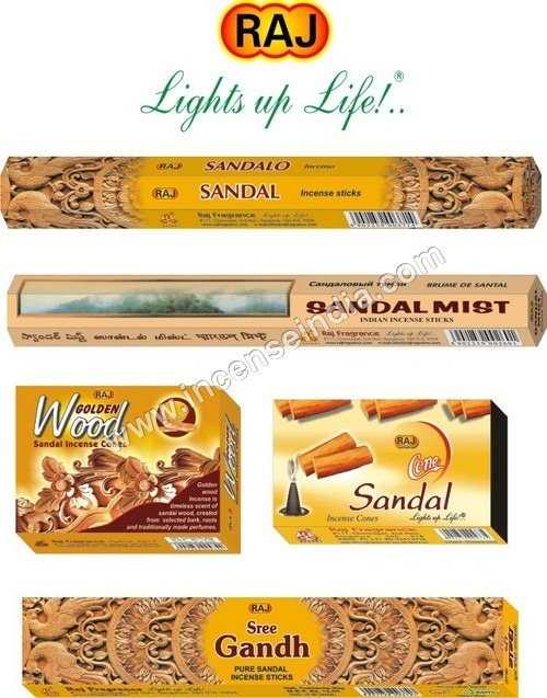 Sandal Incense Sticks