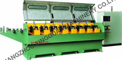 Aluminum Alloy Wire Rolling Machine