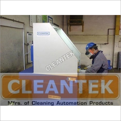 Downdraft  Dust Collector