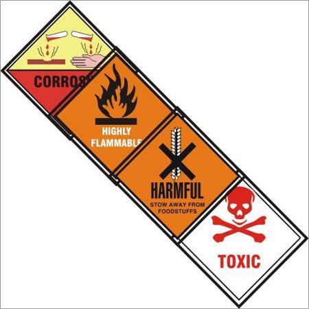 Chemical Sticker