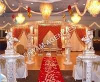 Fountain Mandap