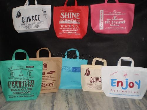 Fancy Non Woven Carry Bags