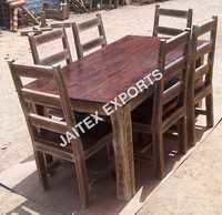 Recycled Dining Set