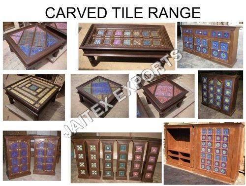 Ceramic Tile Furniture
