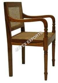 Wooden Arm Chair