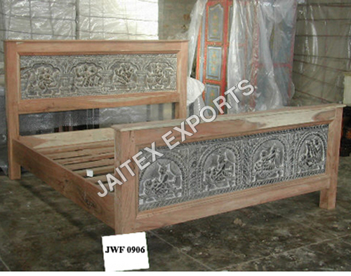 Luxury Carved Wooden Beds