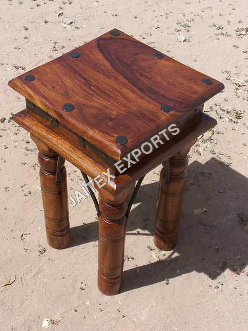 Wooden Handcrafted Table