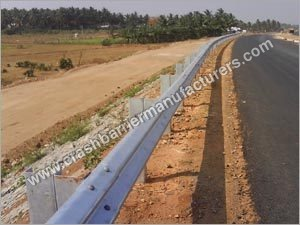 Indian W- Beam Barriers