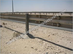 Tensioned Beam Barriers