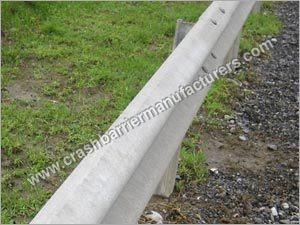 Deformable Crash Test Barriers