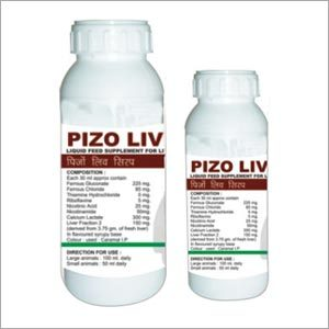 Tablets Liver Toinc For Animals