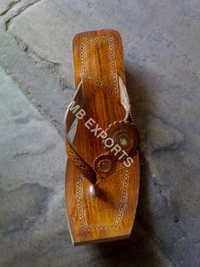 Indian Ladies Leather Slipper