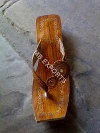Indian Ladies Leather Slipper