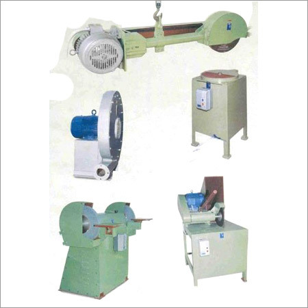 Fettling Degassing Equipments