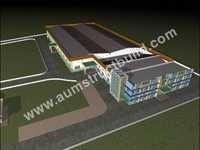 Industrial Building Contractors
