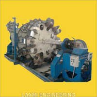Armouring Cum Laying Up Machine