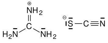 Guanidinium thiocyanate