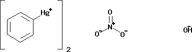 Phenylmercury Nitrate (Basic)