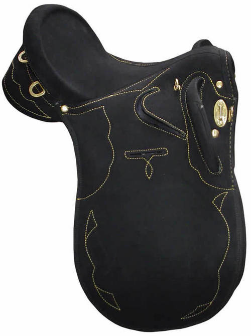 Synthetic Stock saddle