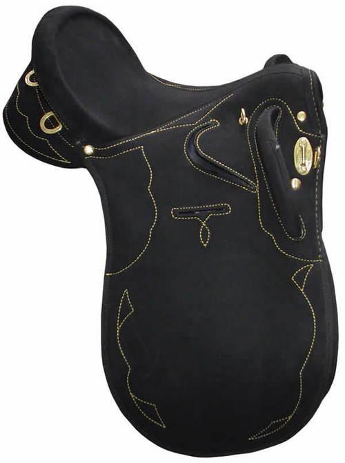 Synthetic Stock saddle