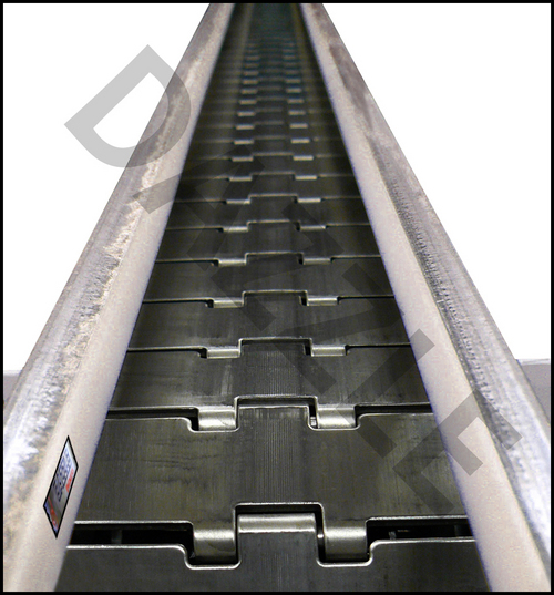 Baker Slat Chain Conveyor