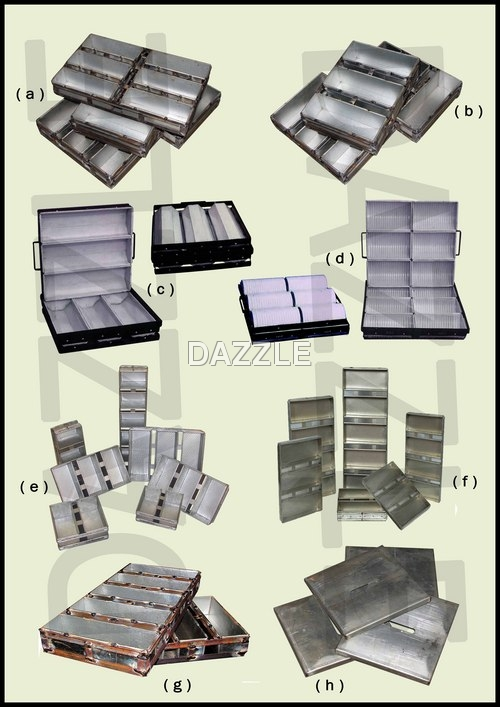Bread Moulds and Lids
