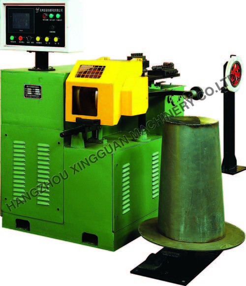 Zinc Wire Spooling Machine