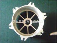 Aluminum filter cover