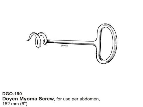 Doyen Myoma Screw