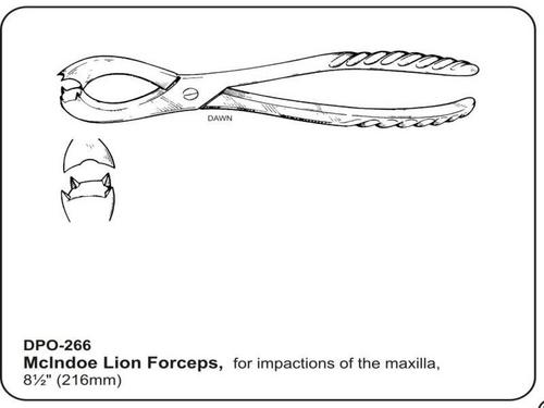 McIndoe Lion Forceps