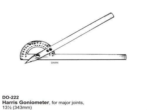 Harris Goniometer